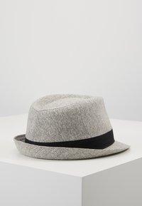 Burton Menswear London - TRILBY SMART - Hat - grey - 2