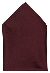 Burton Menswear London - HAZEL SET - Pochet - burgundy - 2