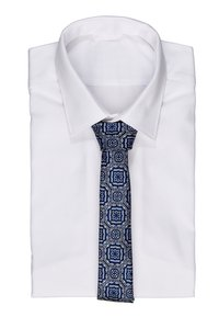 Burton Menswear London - TILE GEO SET - Taskuliina - blue - 2