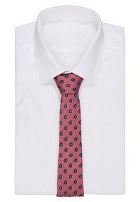 Burton Menswear London - GEO MATCHING SET - Kapesník do obleku - pink - 1