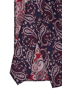 Burton Menswear London - PAISLEY SET - Kapesník do obleku - burgundy