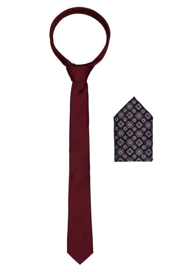 GEO SET - Slips - burgundy