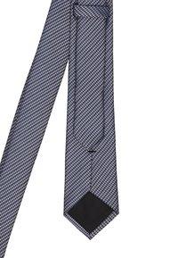Burton Menswear London - GEO TIE - Slips - silver-coloured - 2