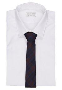 Burton Menswear London - BURG CHECK SET - Kapesník do obleku - navy - 1