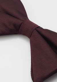 Burton Menswear London - DROOPY BOW - Pajarita - burgundy - 3