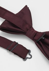 Burton Menswear London - DROOPY BOW - Pajarita - burgundy - 2