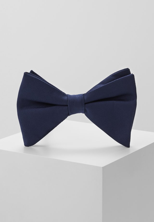 DROOPY BOW - Bow tie - navy