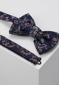 Burton Menswear London - SUNFLOWER SET - Kapesník do obleku - navy - 3