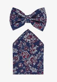 Burton Menswear London - SUNFLOWER SET - Kapesník do obleku - navy - 1