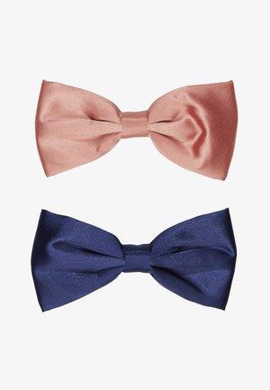 BOW TIE 2 PACK - Motýlek - blue/pink