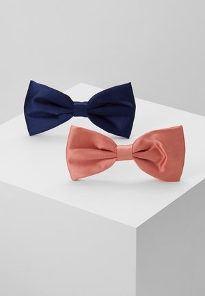 BOW TIE 2 PACK - Fliege - blue/pink