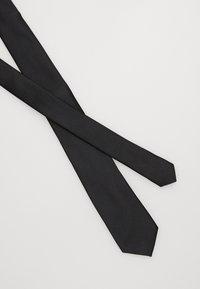 Burton Menswear London - ENTRY TIE - Cravatta - black - 2
