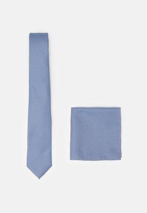 SET - Cravatta - blue
