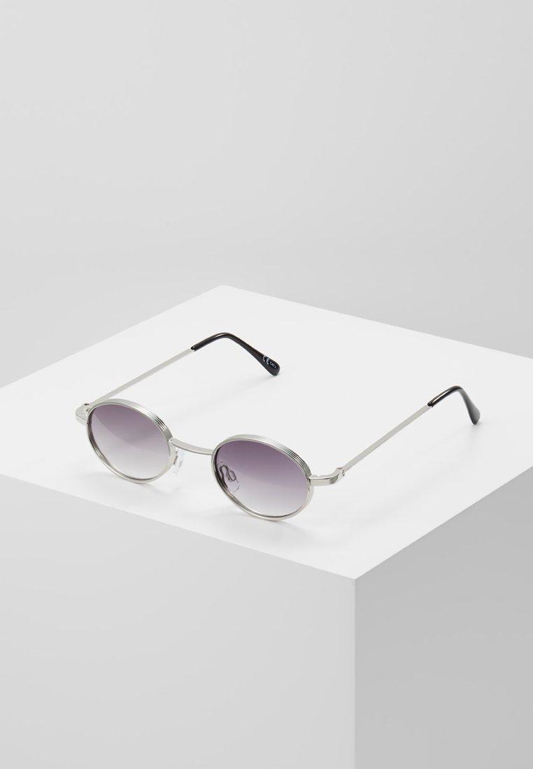 Burton Menswear London - JOHN - Solbriller - silver-coloured