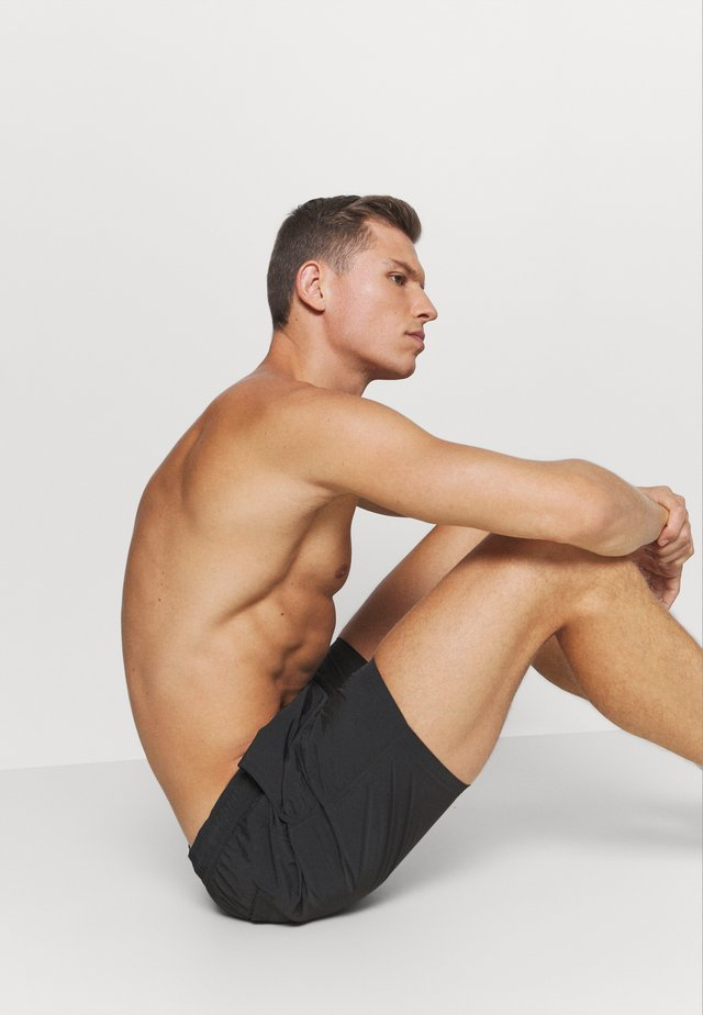 CORE SWIM     - Badeshorts - black