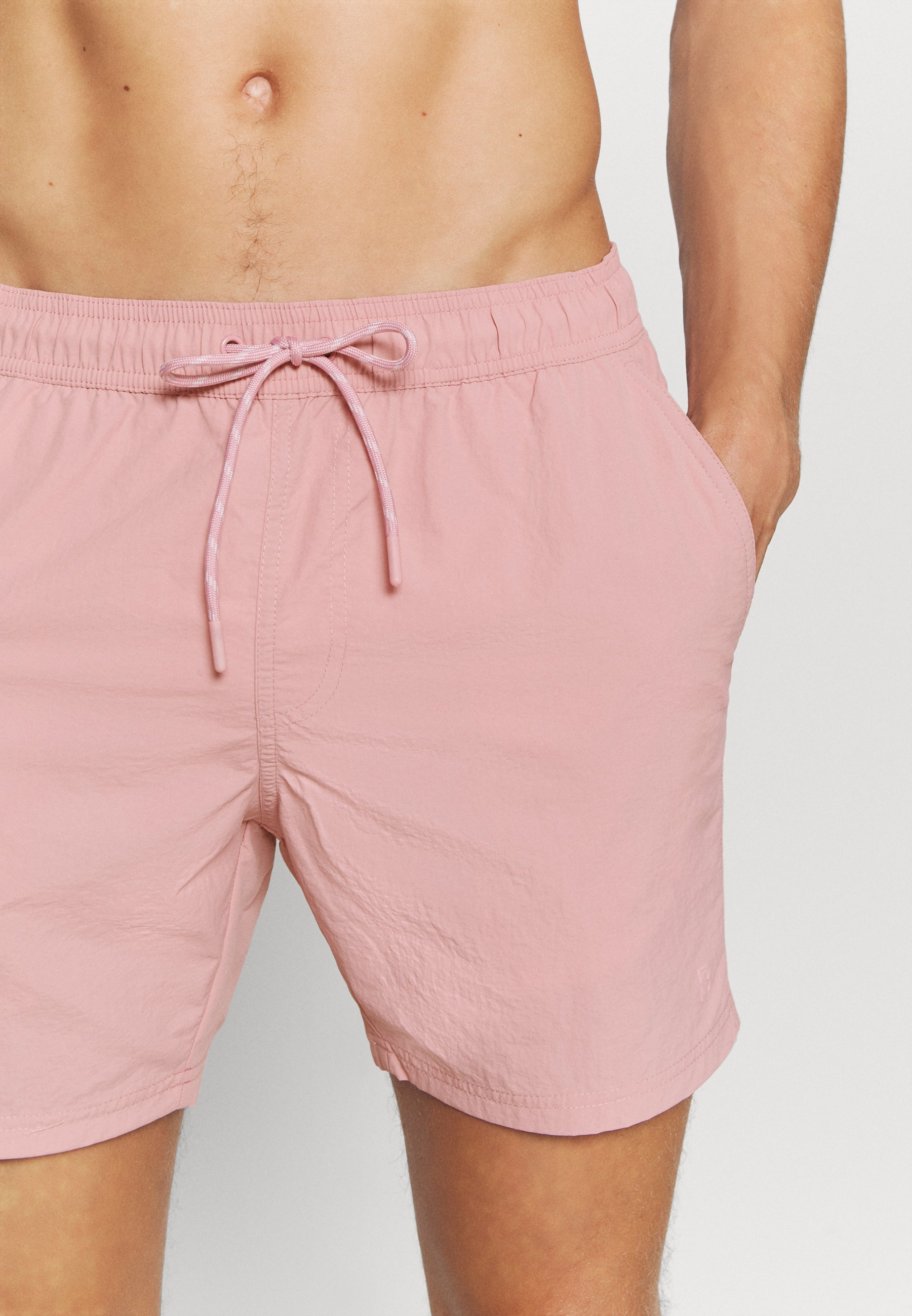 Burton Menswear London CORE SWIM CORE - Swimming shorts - pink