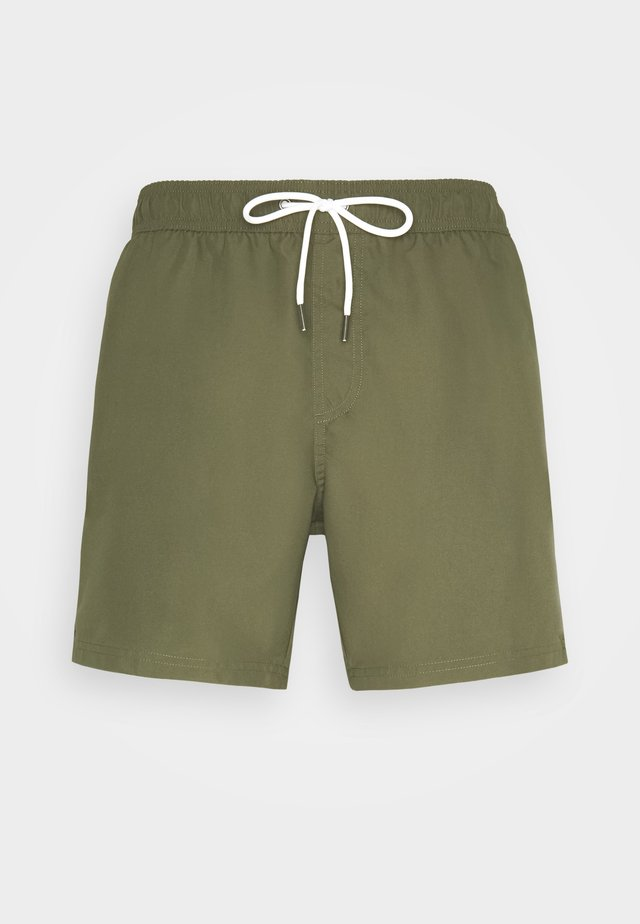 ENTRY SWIM - Badeshorts - khaki