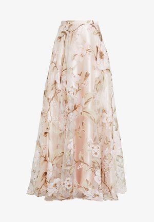 Maxi sukně - blush