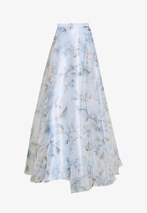 Maxi skirt - baby blue