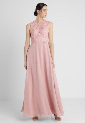 Společenské šaty - soft rose