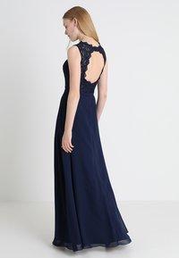 Mascara - Společenské šaty - navy - 0