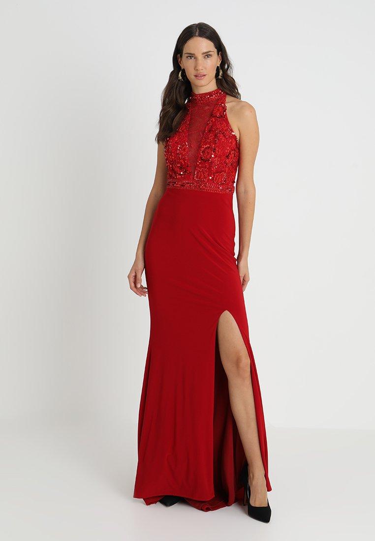 Mascara - Maxi dress - red