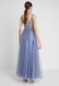 Mascara - Společenské šaty - steal blue - 3