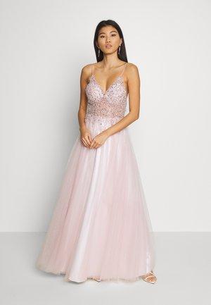 Festklänning - spring rose