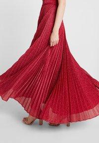 Mascara - Společenské šaty - rasberry - 6