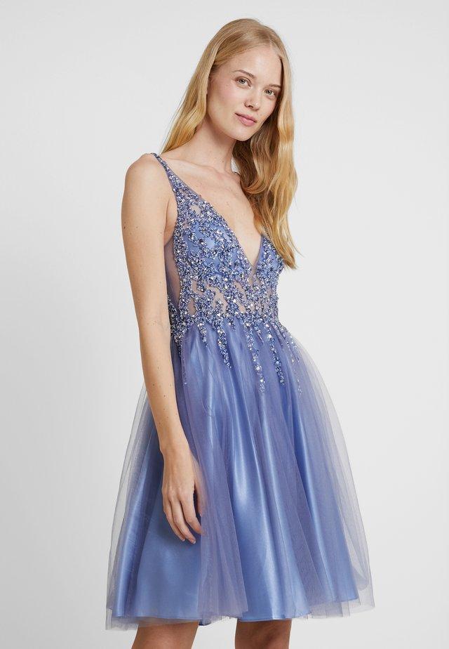 Vestito elegante - steal blue
