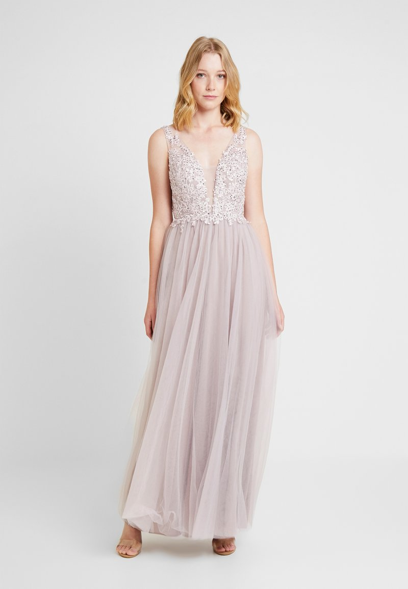 Mascara - Occasion wear - mauve