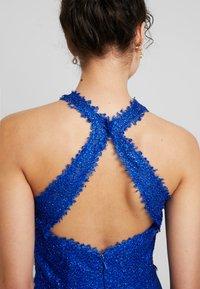 Mascara - Společenské šaty - velvet blue - 5