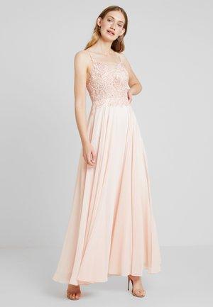 Festklänning - dusty rose