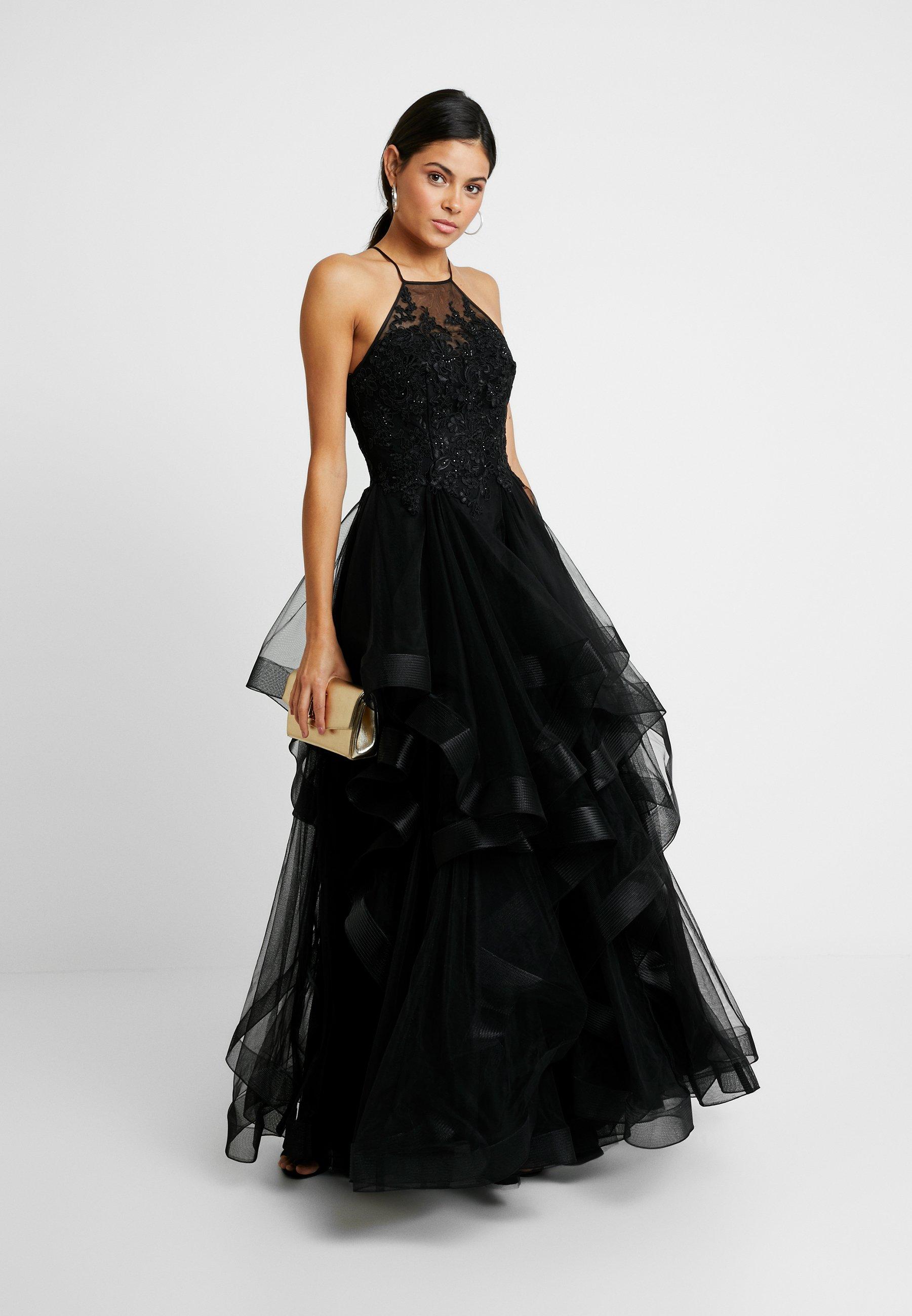 Mascara Suknia balowa - black