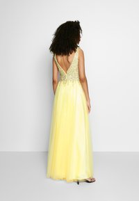 Mascara - Suknia balowa - lemon - 2
