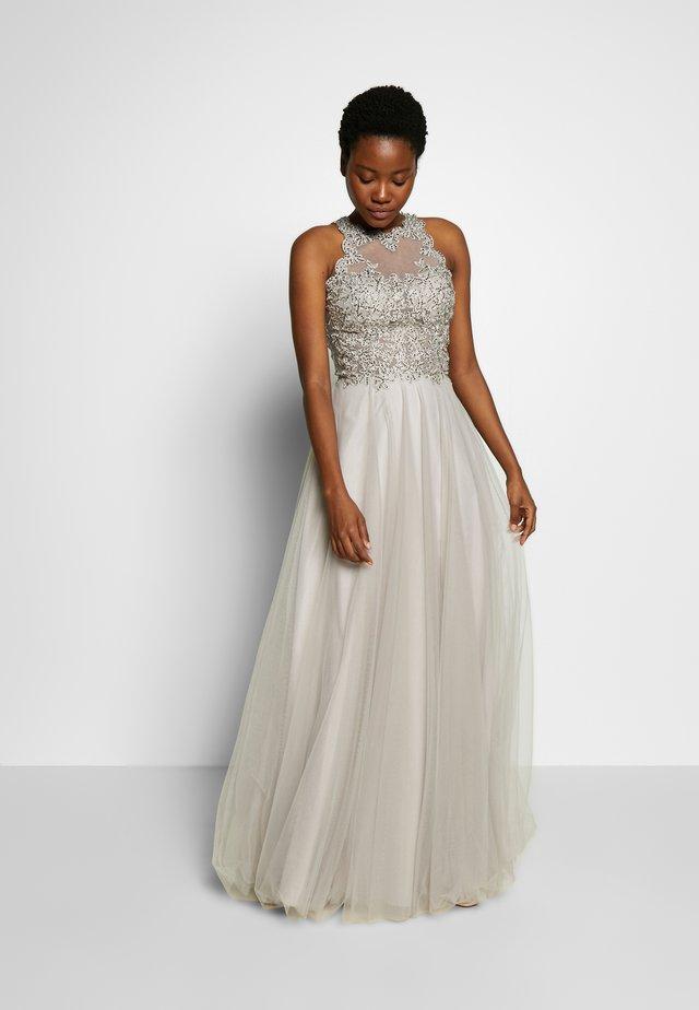 Suknia balowa - silver