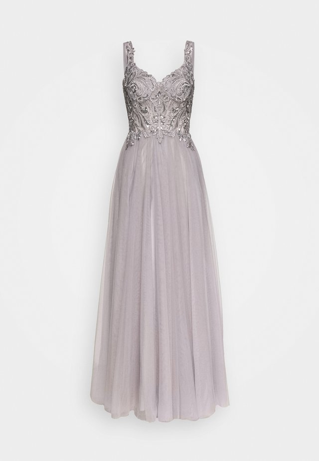 Festklänning - silver