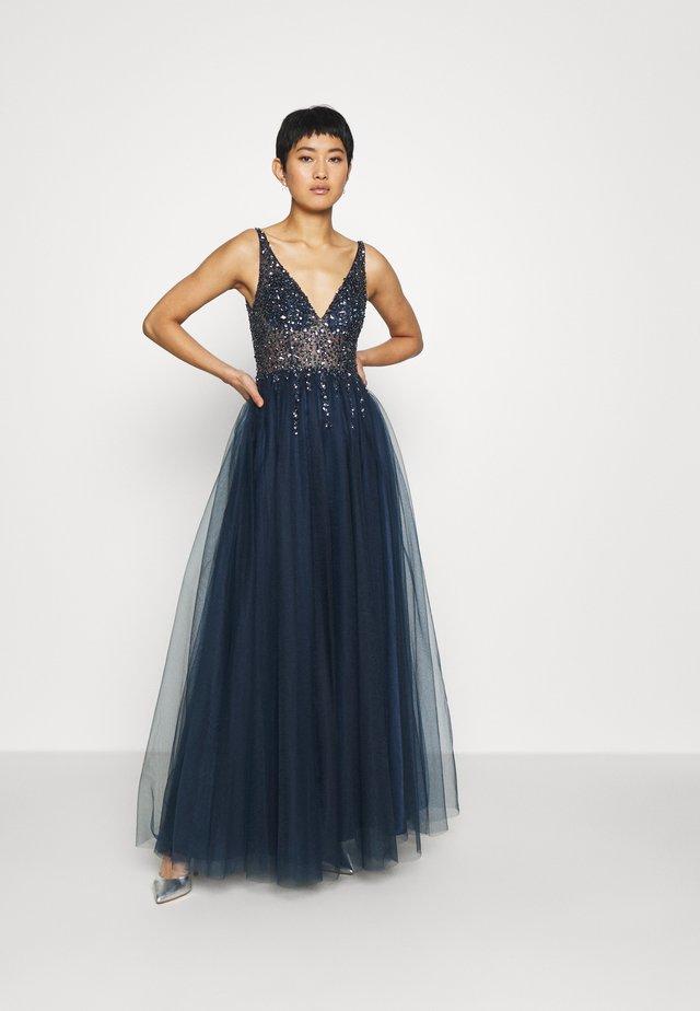 Festklänning - blue