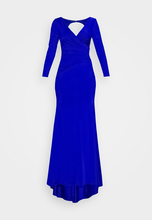 Gallakjole - royal blue