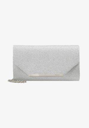 ENVELOPE FOLD - Clutch - silver