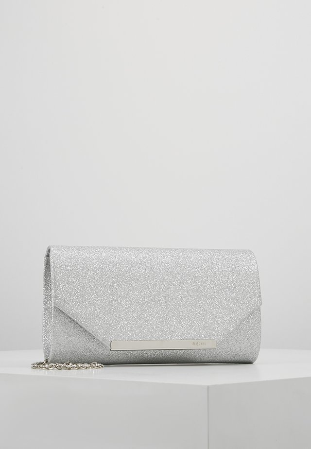 ENVELOPE FOLD - Clutches - silver