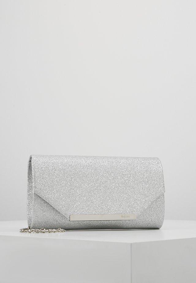 ENVELOPE FOLD - Clutch - silver