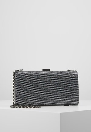 Clutch - navy/black