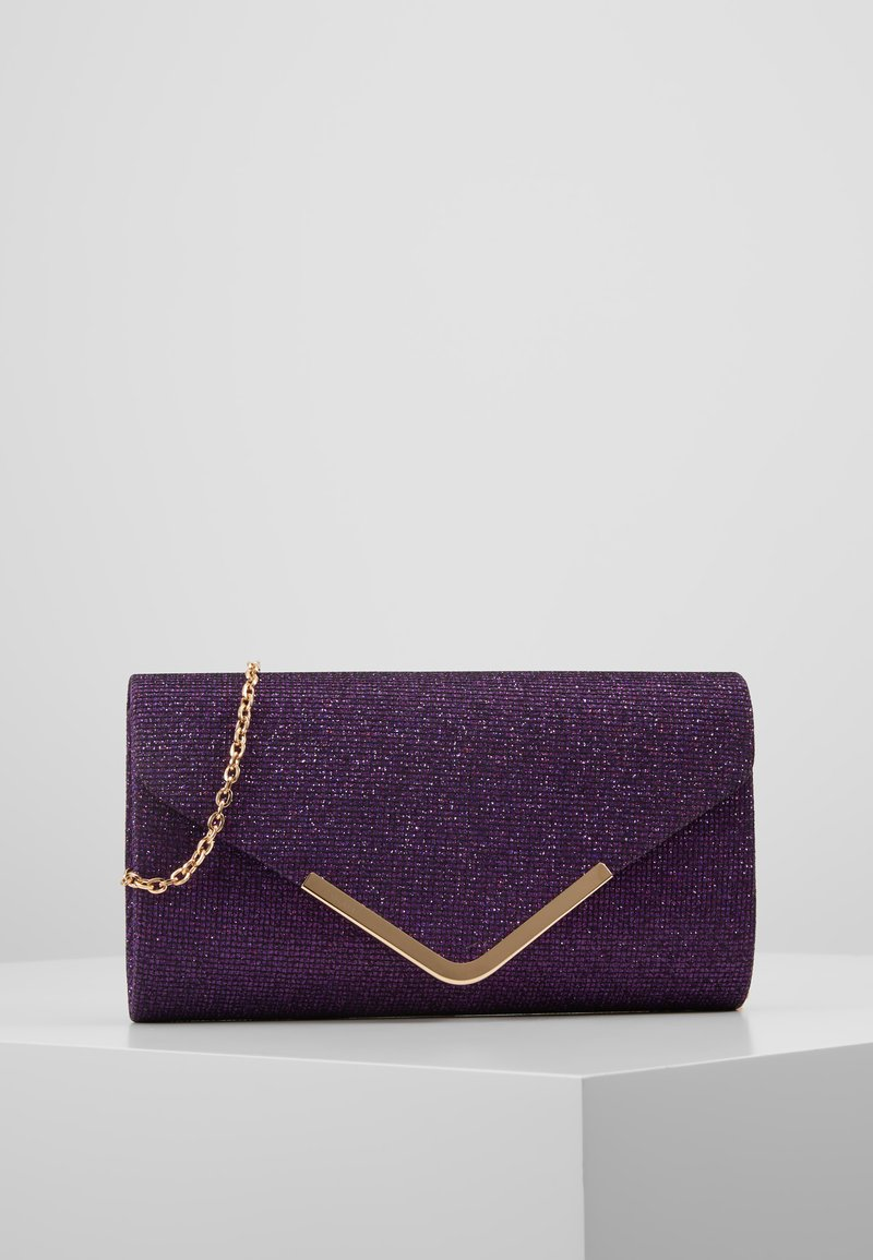 Mascara - Clutch - purple