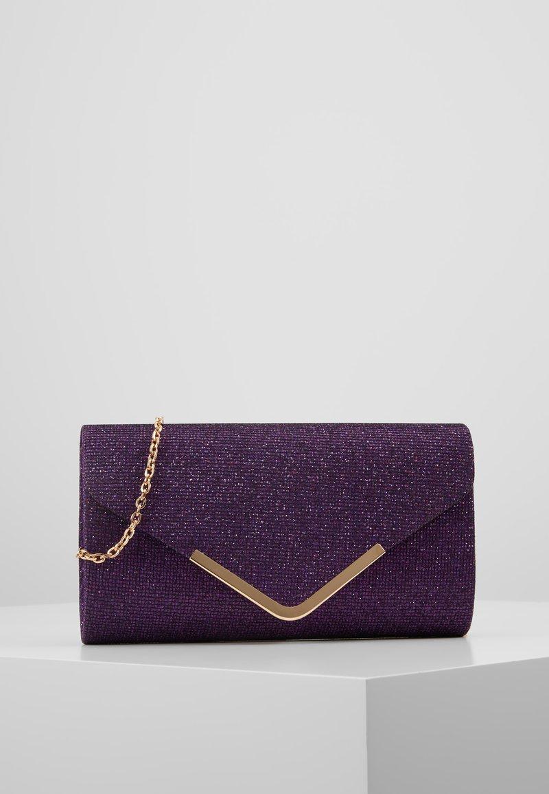 Mascara - Clutch - purple