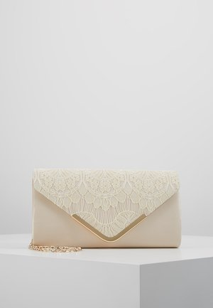 Clutches - champagner