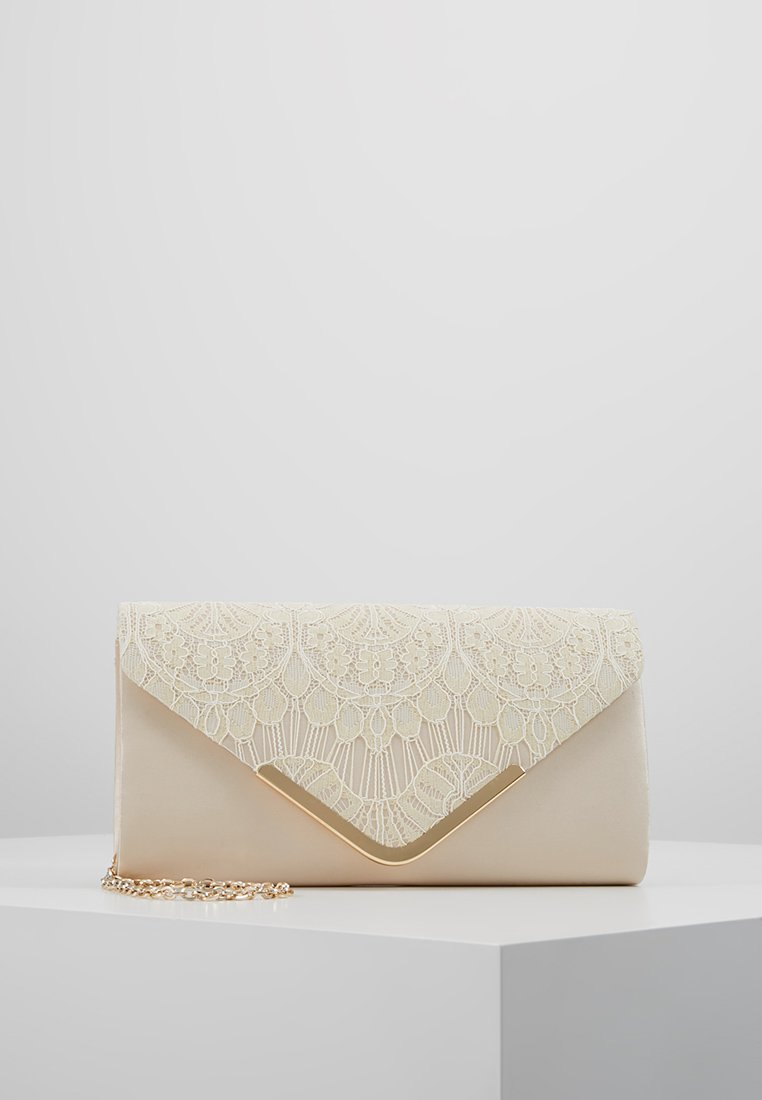 Mascara - Clutches - champagner