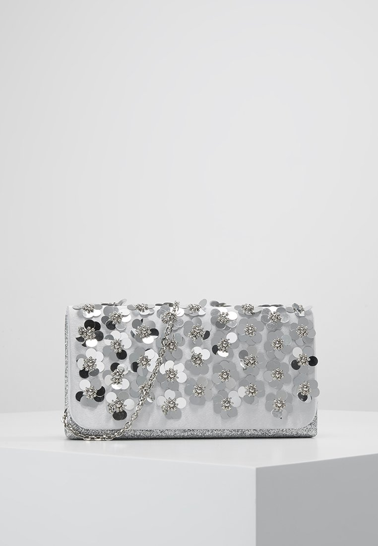Mascara - Clutches - silver