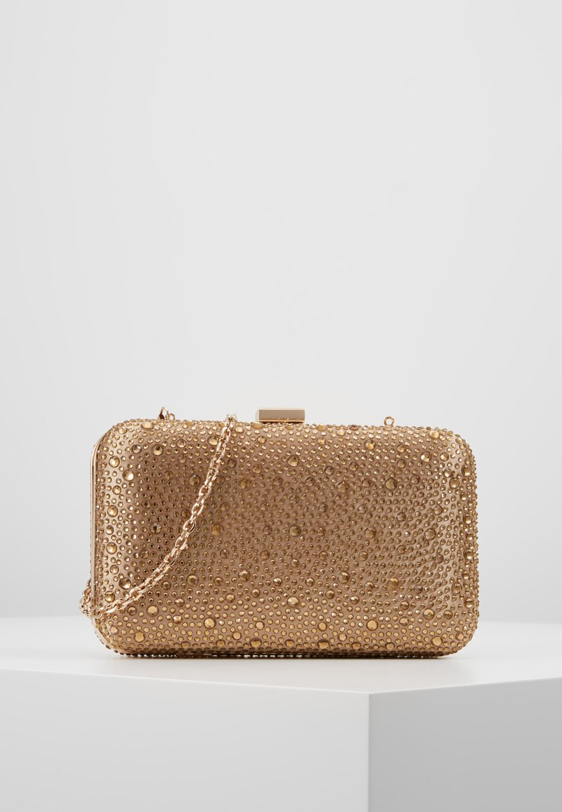 Mascara - Clutches - gold