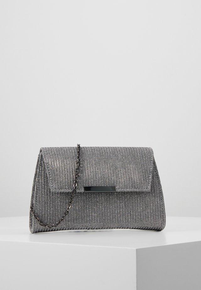 Clutch - charcoal